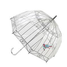 love this birdcage umbrella!
