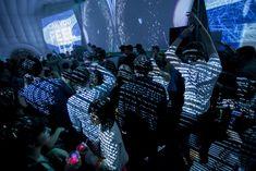 Pepsi's Bioreactive Concert. SXSW 2014.