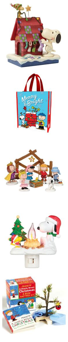 Find last-minute gifts that every Peanuts fan is sure to love! Shop Amazon for Christmas figurines, ornaments, decorations, t-shirts and more. Start shopping at CollectPeanuts.com to support our site. Thank you!