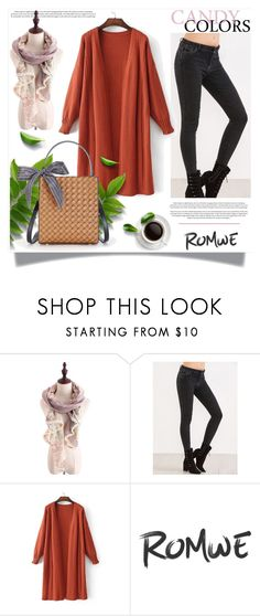 """Romwe 8"" by melissa995 ❤ liked on Polyvore"