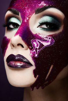Photographer Rankin: Make up Alex Box