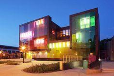 Centre sportif | Saint-Cloud (France) | KOZ architectes