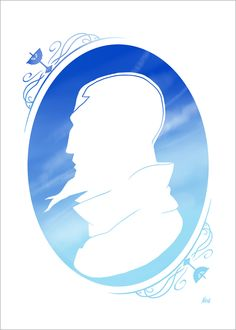 Here are some Silhouettes I did for a Legend of Korra Art Show from a few months back. Originally I framed them 3 to a mat. Hope you like. :-)