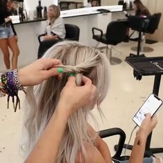 Prom hairstyle prom hair prom promhair hairstyle updo slay or nay by another braid Long Hair Ponytail, Prom Hairstyles For Short Hair, Prom Hair Updo, Updo Hairstyle, Hairstyles For Dances, Easy Prom Hair, Boho Hairstyles For Long Hair, Prom Braid, Updo Curly
