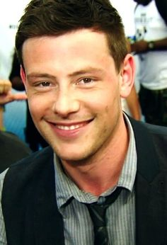 Cory Monteith will always love him