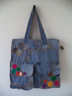Bolsa Jeans 48