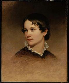 Mary Rebecca Clark - Martin Johnson Heade