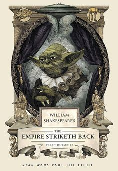 The Empire Striketh Back - by Ian Doescher