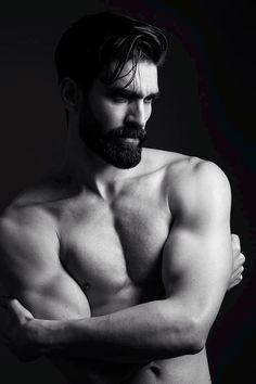 Nicolas Pallazzo #hair #beard