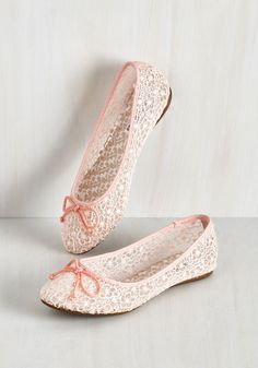 Cute of the Matter Flat. Youve got to give it up for these pastel pink c215d3d80