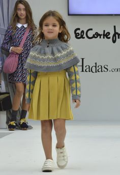 Visitamos The Petite Fashion Week by CharHadas Fashion Kids, Little Girl Outfits, Little Girls, Petite Fashion, Style, Kids Fashion, Children Outfits, Clothes For Girls, Beautiful Clothes