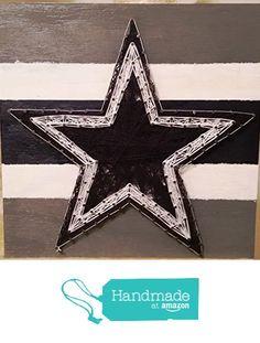 Dallas Cowboys Star String Art Sign 9f966a628
