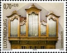 Grand Pipe Organs