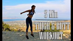 Thighs and Glutes Workout - No Equipment is a 5 minute leg and bum workout with no equipment with some great exercises to tighten buttocks and thighs . Body Weight, Weight Loss, Bum Workout, Post Workout Food, Fat Burning Workout, Lose Belly Fat, Glutes, Bodybuilding, Thighs