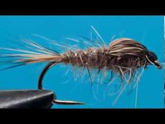 Tying GRHE Nymph  with Lucian Vasies