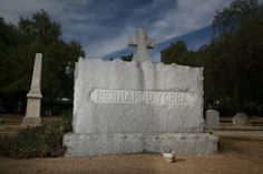 Located in the neighborhood Woodgate Park, the Yorba Cemetery is one of the oldest cemeteries in Orange County.  The cemetery was established on land originally part of Bernardo Yorba's 13,000 acre Rancho Cañon de Santa Ana, the Canyon of Saint Anne, granted to him in 1834. Today, the Yorba Cemetery is a historical site operated by Orange County Parks.