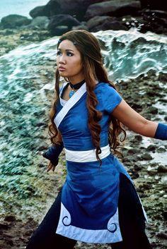 Katara from Avatar: Breath of Life by *Astellecia