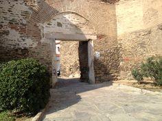 Paul's Gate in Thessaloniki