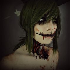 First test >u>' Spring Bonnie ( Trap ) - Five nights at Freddy's 3 SpringTrap cosplay MakeUp (Humanized) Springtrap Costume, Springtrap Human, Anime Costumes, Cosplay Costumes, Best Creepypasta, Fnaf Cosplay, Foxy And Mangle, Gorillaz Art, Fnaf Characters