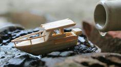 Miniatur boat