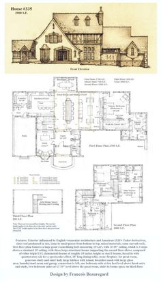 Like the floor plan but not the outside