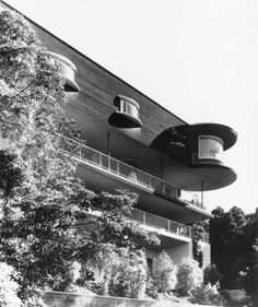 Erich Mendelsohn House 14 / 14 one of mendelsohn's