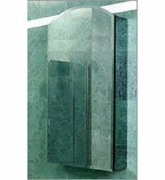 Century Bevel Arch Medicine Cabinet 4in Depth 30in High by Century. $440.45. Century Bevel Arch Medicine Cabinet4in Depth30in High Century's elegant hand-crafted medicine cabinets for the bath provide the reflective qualities you need to prepare for your day