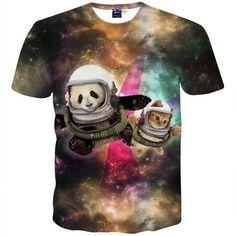 Mr.1991INC Cats T-shirt Men/Women 3d Print Meow Star Cat Hip Hop Cartoon TShirts Summer Tops Tees Fashion 3d shirts