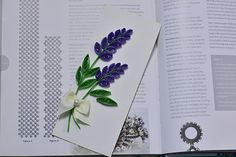 Valentine's Day is approaching, if you are planning to make Valentine's Day quilling cards, I must say how lucky you are! You will learn some techniques on how to make quilling cards.