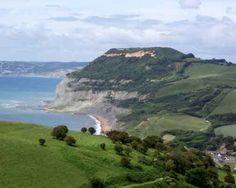 Golden Cap, Dorset, England