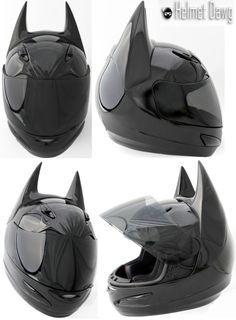 Helmet batman the dark knight casque moto Custom Motorcycle Helmets, Motorcycle Gear, Motorcycle Accessories, Batman Motorcycle Helmet, Anime Motorcycle, Bike Helmets, Women Motorcycle, Vintage Motorcycles, Cars And Motorcycles
