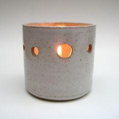 Jude Allman: Ceramic Tealight Holder