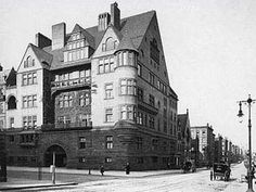 The Louis Comfort Tiffany House, New York. McKim, Mead, and White, architects. Completed 1885, demolished 1936.