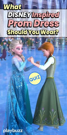 What Disney Inspired Prom Dress Should You Wear? - Find out what Disney character inspired dress you should wear! ************* Playbuzz Quiz Quizzes Quiz Frozen Elsa Princess and The Frog Tiana Princess Quizzes, Disney Princess Facts, Disney Fun Facts, Disney Quiz, Disney Jokes, Disney Princess Quiz Buzzfeed, Disney Character Quiz, Punk Disney, Quizzes For Kids