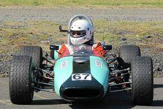 Al Murray's Brabham BT21 Racecar, Number 67