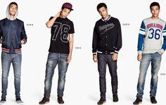 moda juvenil hm (