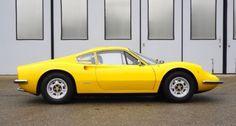 1971 Ferrari 246 'Dino'  - 246 GT E-Serie *Auto Becker Auslieferung*