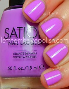 Sation (Miss Pro Nail)-Love at First Lavender