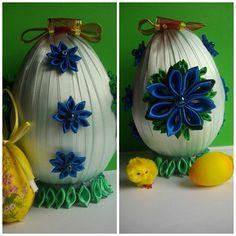 Jajko czarno-granatowe