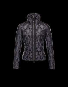 2013 New! Moncler Sanglante Eider Down Jacket Women Black! Only $271.9USD