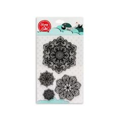 DOILY MAT Stamp - Stamp a Cake