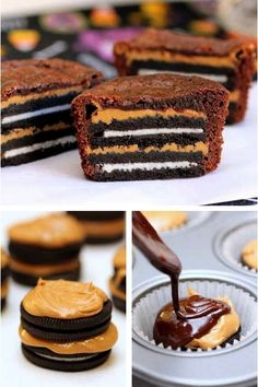 Brownie Oreo Tutorial