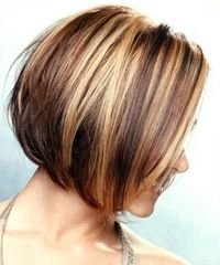 Peg caparo - how about this cut? Love the highlights & lowlights