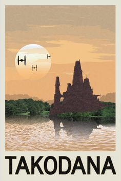 Takodana Castle Movie Fantasy Travel Cool Wall Decor Art Print Poster 1218 - Star Wars Poster - Ideas of Star Wars Poster - - Takodana Movie Fantasy Travel Poster 1218 Poster Foundry Castle Movie, Star Wars Tattoo, Cuadros Star Wars, Star Wars Planets, Cool Wall Decor, Star Wars Quotes, Star Wars Images, Poster Prints, Art Prints
