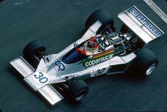Emerson Fittipaldi (Copersucar) Grand Prix de Monaco 1976 - Formula 1 HIGH RES photos (Old and New) Indy Car Racing, Indy Cars, Drag Racing, Vintage Racing, Vintage Cars, Nascar, Emo, Ferrari F12berlinetta, F1 2017