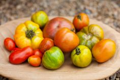 Blackberry Farm: Tomato Season