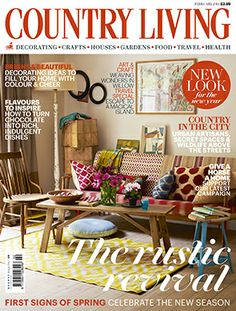 Charmant Country Living February 2014 Cover Countryliving.co.uk