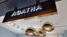 Nouveau concept boutique Lyon Part Dieu #agatha #agathaparis #new #shop #shopping #inspiration #accessories #necklace #earring #ring #bracelet