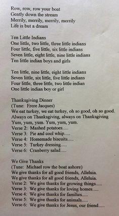 PreK Songs/Poems on Pinterest | Preschool Songs, Songs and Poem
