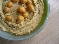 Dill Pickle Hummus   Sometimes I Miss the Sky